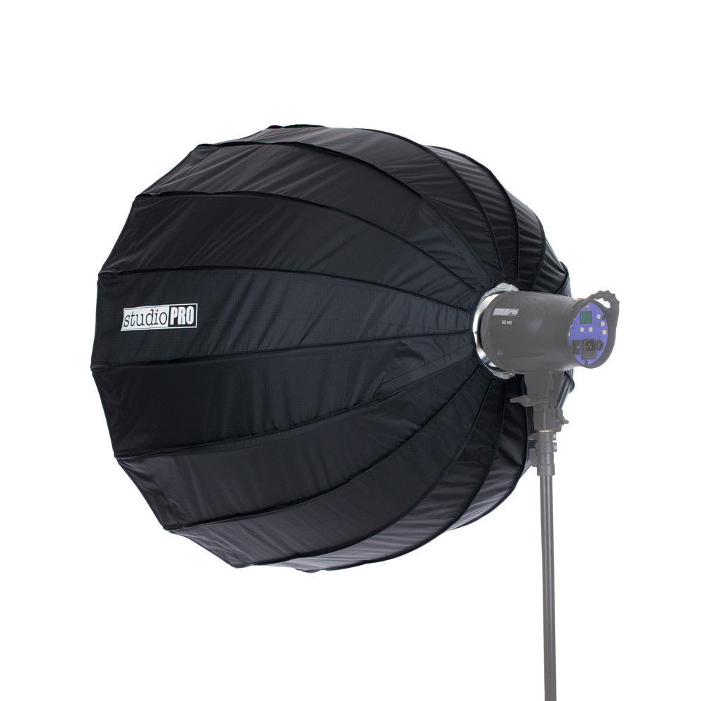 "StudioPRO Deep Parabolic Softbox - 35"" -  - 2"