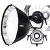 Classic Parabolic Softbox with Mounting Arm & Bowens Speedring - 59