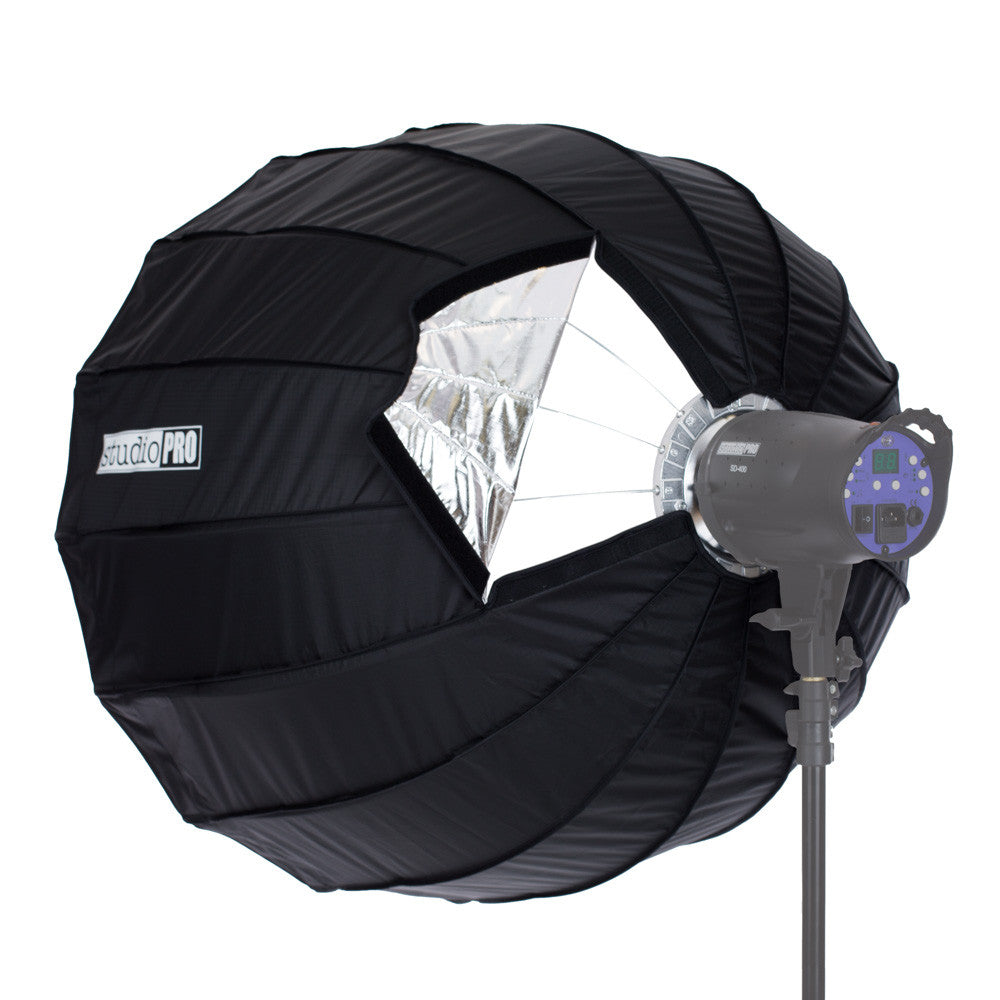 "StudioPRO Deep Parabolic Softbox - 35"" -  - 7"