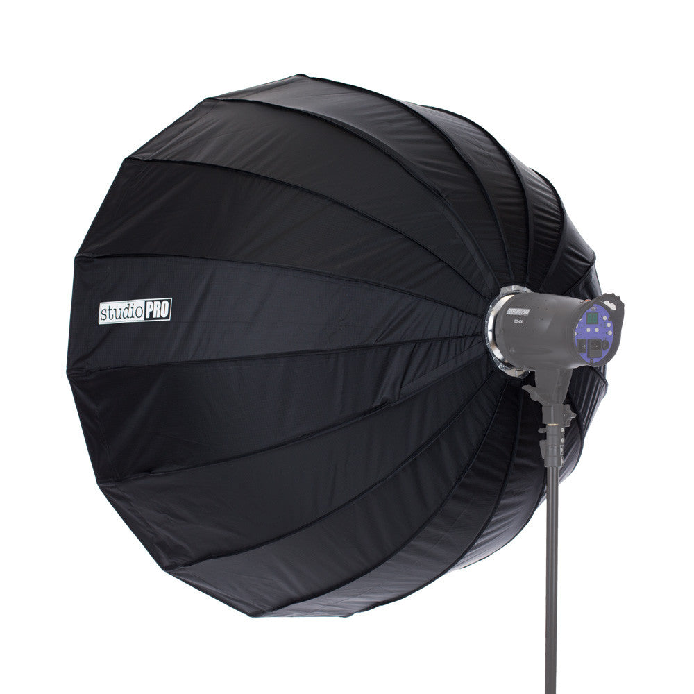 StudioPRO Deep Parabolic Softbox - 47'' -  - 3