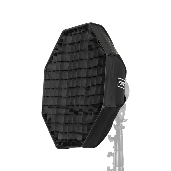 EZ-Setup Foldable Beauty Dish with Grid & Bowens Speedring - 24