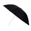 Standard-Series Traditional Translucent/Silver Convertible Umbrella - 33