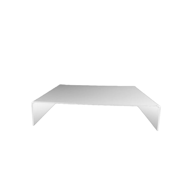 Table-Top Display Table - White