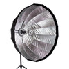 Classic Parabolic Softbox with Mounting Arm & Bowens Speedring - 47""