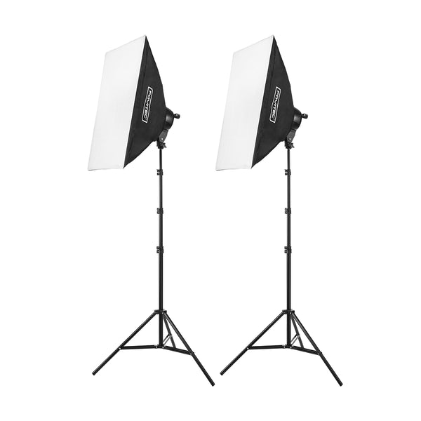 Classic 2-Light Fluorescent Lighting Kit