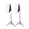 2-Light EZ Setup Fluorescent Lighting Kit