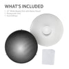 "22"" Beauty Dish Kit with Grid for Balcar Mount"
