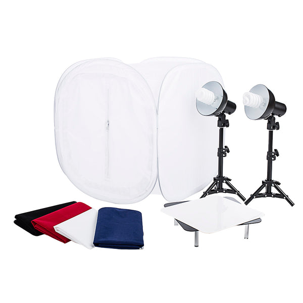 Pop-Up Product Photography Complete Kit - 16