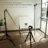 "8'3"" Light Stand - 2-Stand Kit with Carrying Bag"