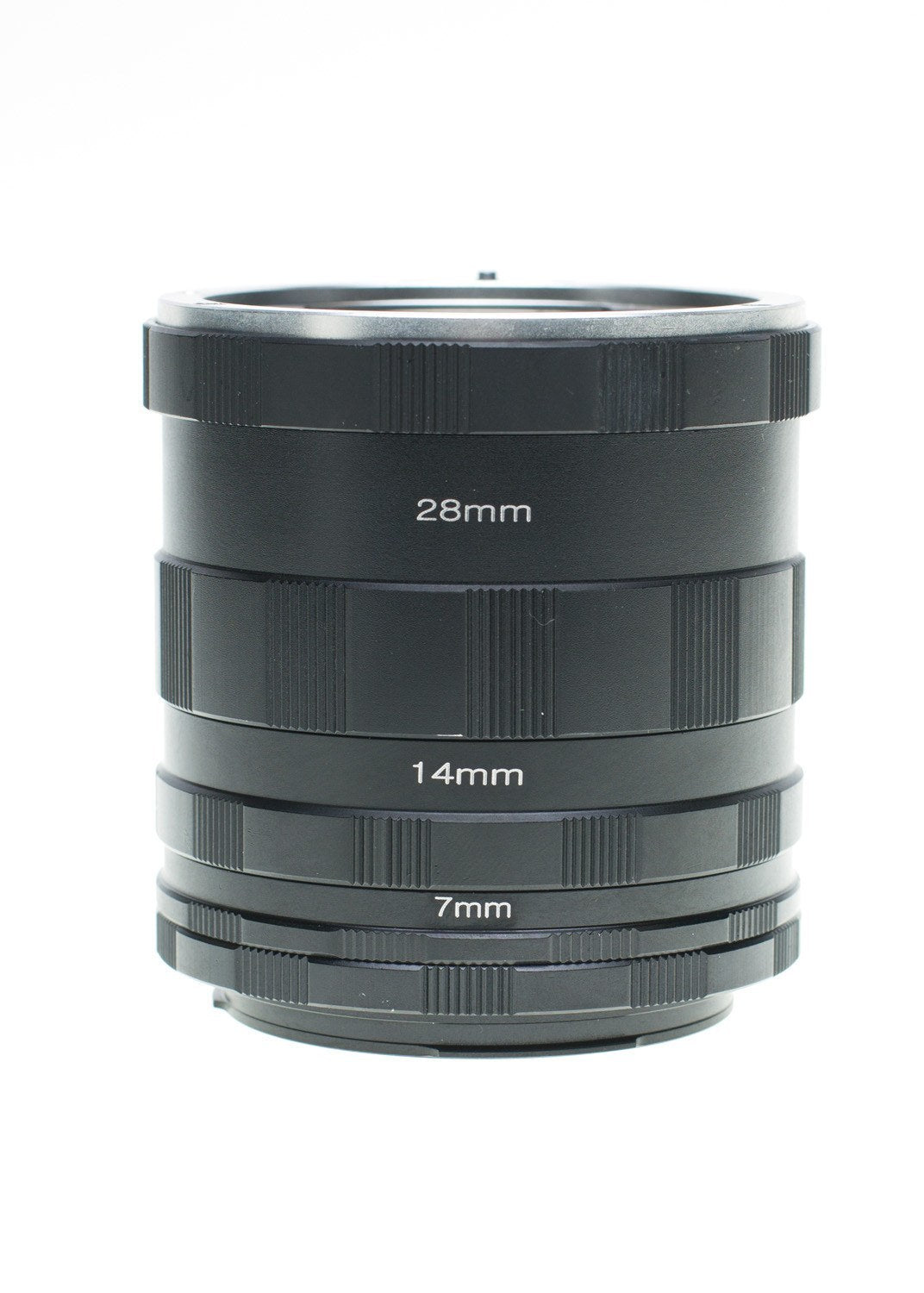 StudioPRO Canon EOS Macro Extension Tube Set for Close Up Photo -  - 1