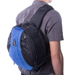 StudioPRO DSLR Camera Mini Travel Sling Bag/Backpack - Select Color -  - 10