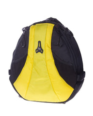 StudioPRO DSLR Camera Mini Travel Sling Bag/Backpack - Select Color - Yellow - 4