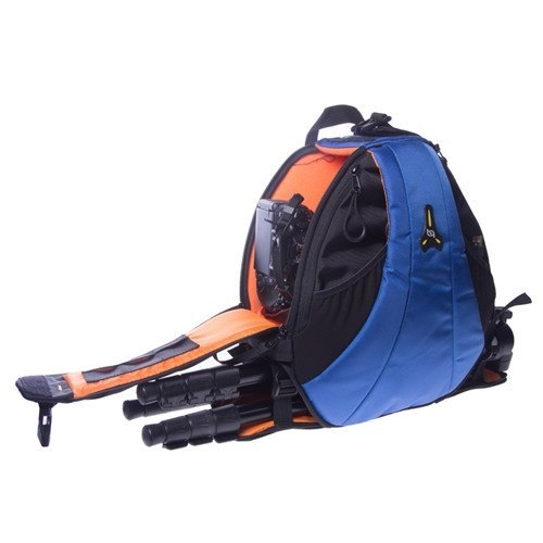 StudioPRO DSLR Camera Mini Travel Sling Bag/Backpack - Select Color -  - 6