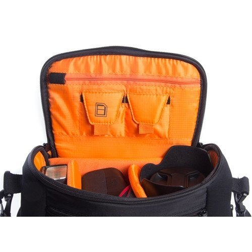 StudioPRO DSLR Camera Padded Gadget Bag - Black -  - 2