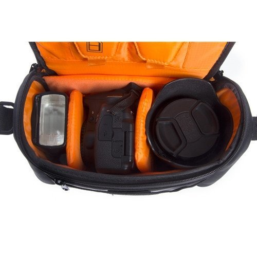 StudioPRO DSLR Camera Padded Gadget Bag - Black -  - 4
