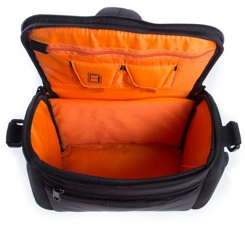 StudioPRO DSLR Camera Padded Gadget Bag - Black -  - 6