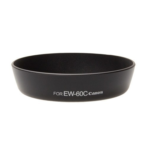 Ew-60c lens hood for Canon EF-S 18-55mm F//3.5-5.6 is II 58mm
