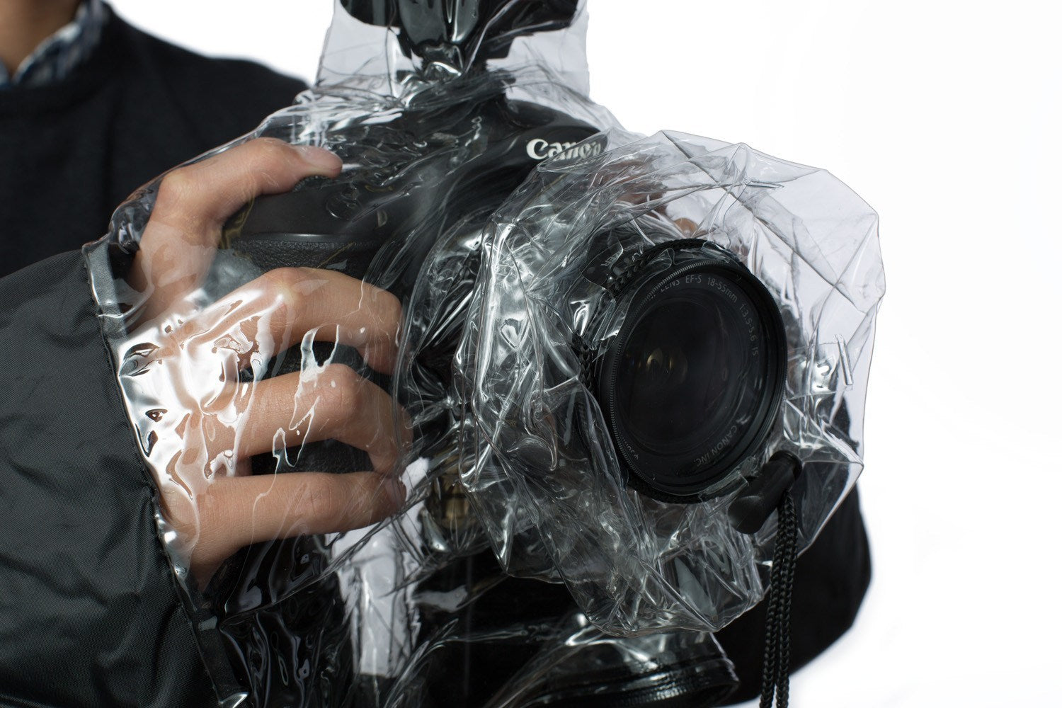 StudioPRO Professional Rain Cover for Large DSLR Camera Universal Fit -  - 4