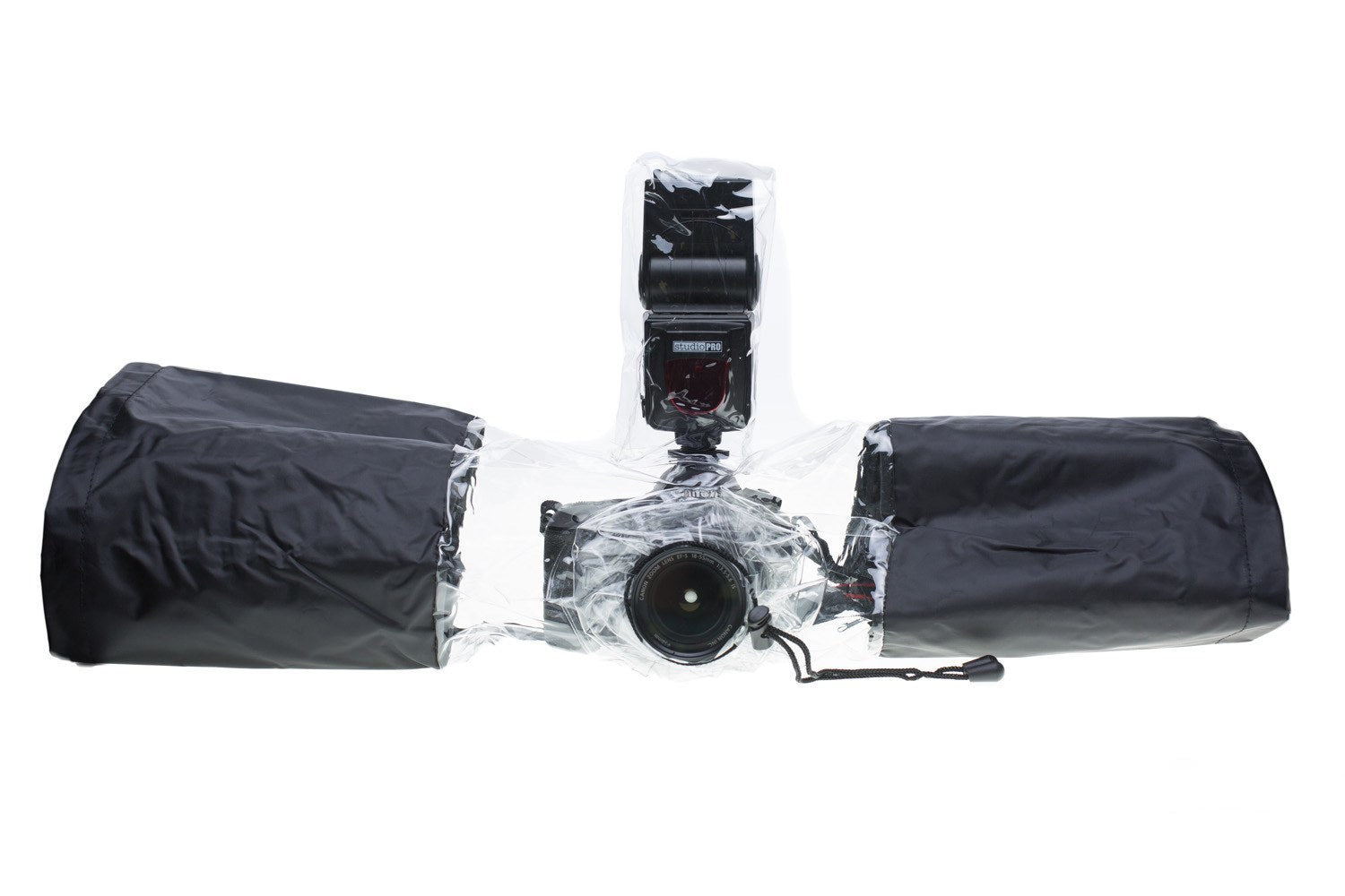 StudioPRO Professional Rain Cover for Large DSLR Camera Universal Fit -  - 6