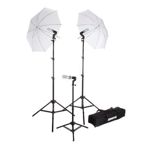 Photography & Video Lighting Kit
