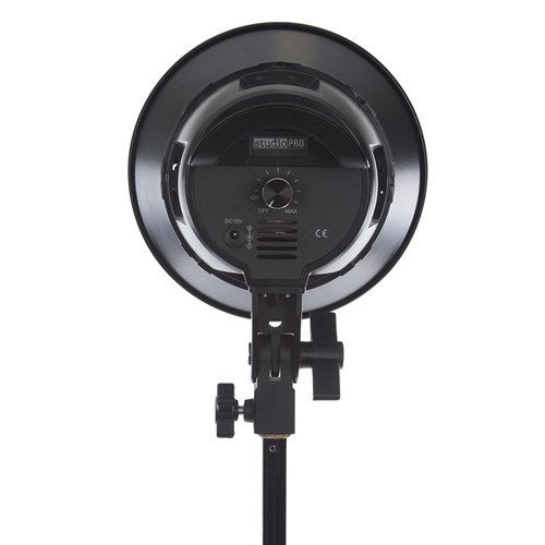 StudioPRO Daylight 175 LED Flood with Reflector Head Only -  - 3