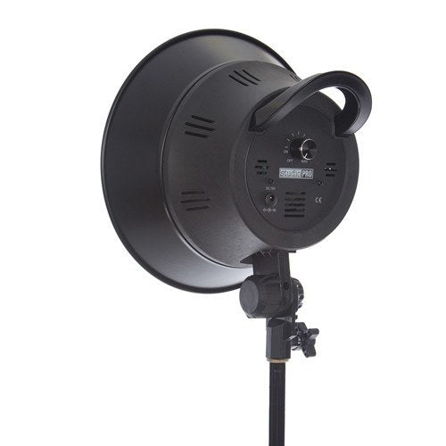 StudioPRO Daylight 240 LED Flood with Reflector Head Only -  - 5