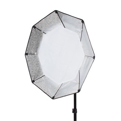 "StudioPRO Fluorescent Two 7 Socket Head AC Power Light Kit With 32"" Octagon Softbox, 3200W Output -  - 3"