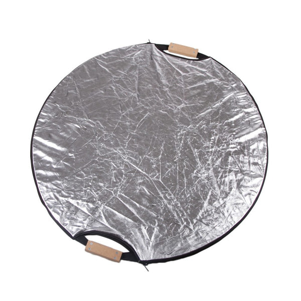 5-in-1 Pop-Up Reflector Disc with Handles - 42
