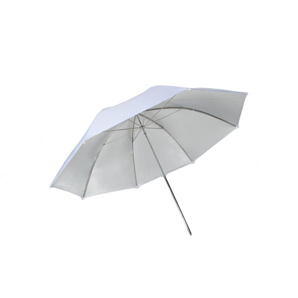 Standard-Series Traditional Silver Umbrella - 40