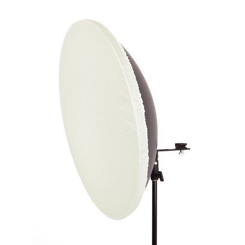 "Beauty Dish 22"" with Honeycomb Grid Interchange for Speedlights -  - 4"