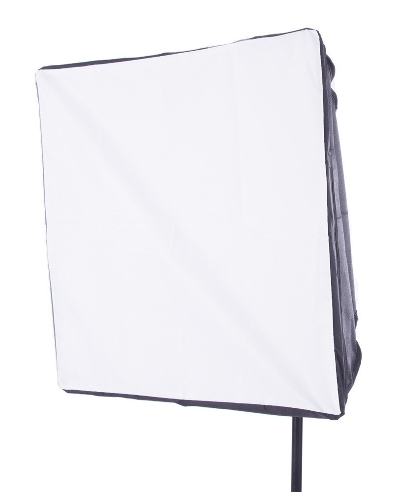 "Flash Bracket with 16""x16"" Softbox -  - 3"
