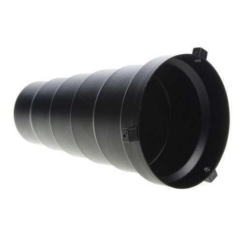 Snoot For Bowens Monolight With 20º Grid -  - 3