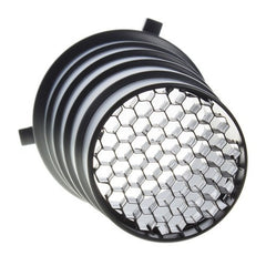 Snoot For Bowens Monolight With 20º Grid -  - 4