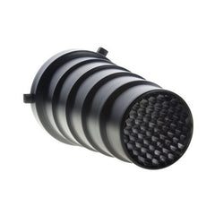 Snoot For Bowens Monolight With 20º Grid -  - 5