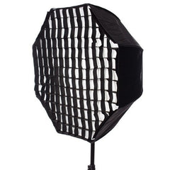StudioPRO Octagon Hybrid Umbrella Softbox - 30 Inch with Grid -  - 1