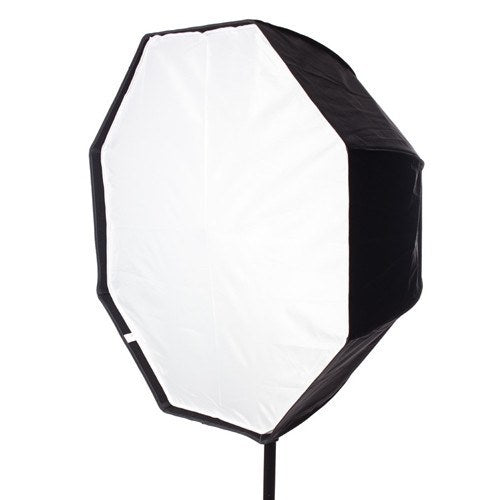 StudioPRO Octagon Hybrid Umbrella Softbox - 30 Inch with Grid -  - 2