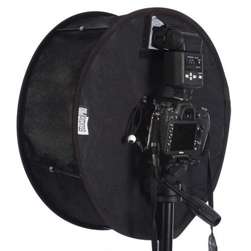 StudioPRO Universal Foldable Macro Ring Speedlight Flash Softbox -  - 2