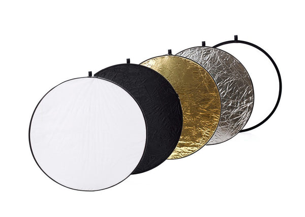 5-in-1 Pop-Up Reflector Disc - 43