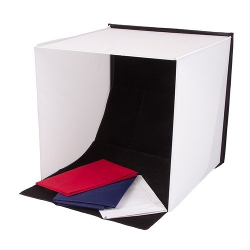 "StudioPRO Table Top Light Tent In-A-Box with Carrying Case. Choose Size: 20"" or 24"" -  - 1"