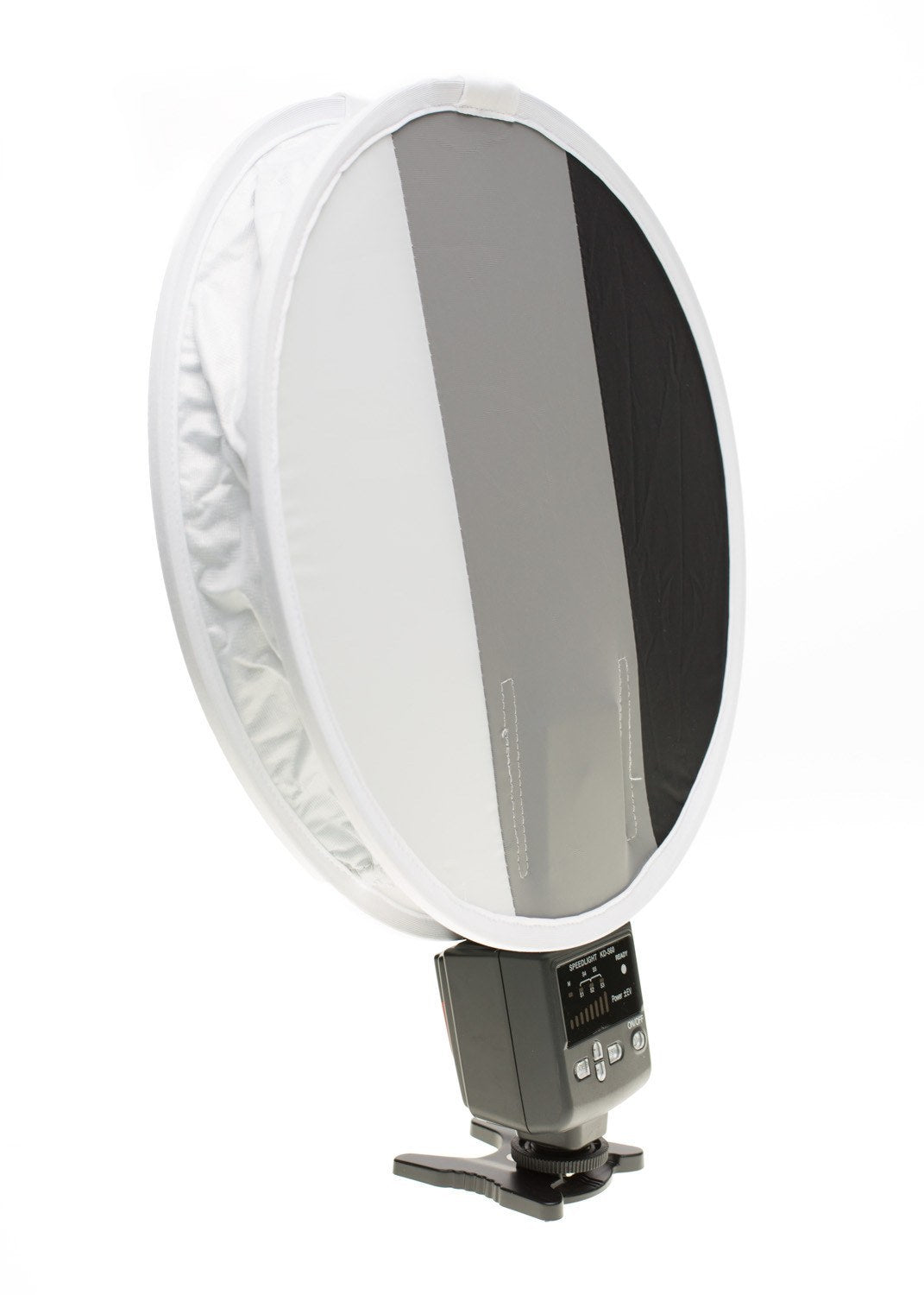 StudioPRO Pop Out Flash Disc Portable Speedlight Softbox -  - 3