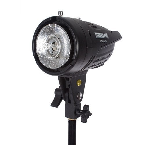 F-Series Flash Head - 200Ws