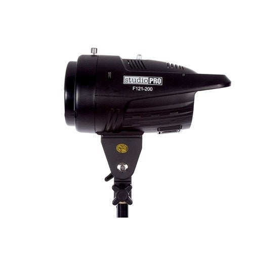 StudioPRO Premium 200W/s Monolight Strobe Flash Head -  - 2
