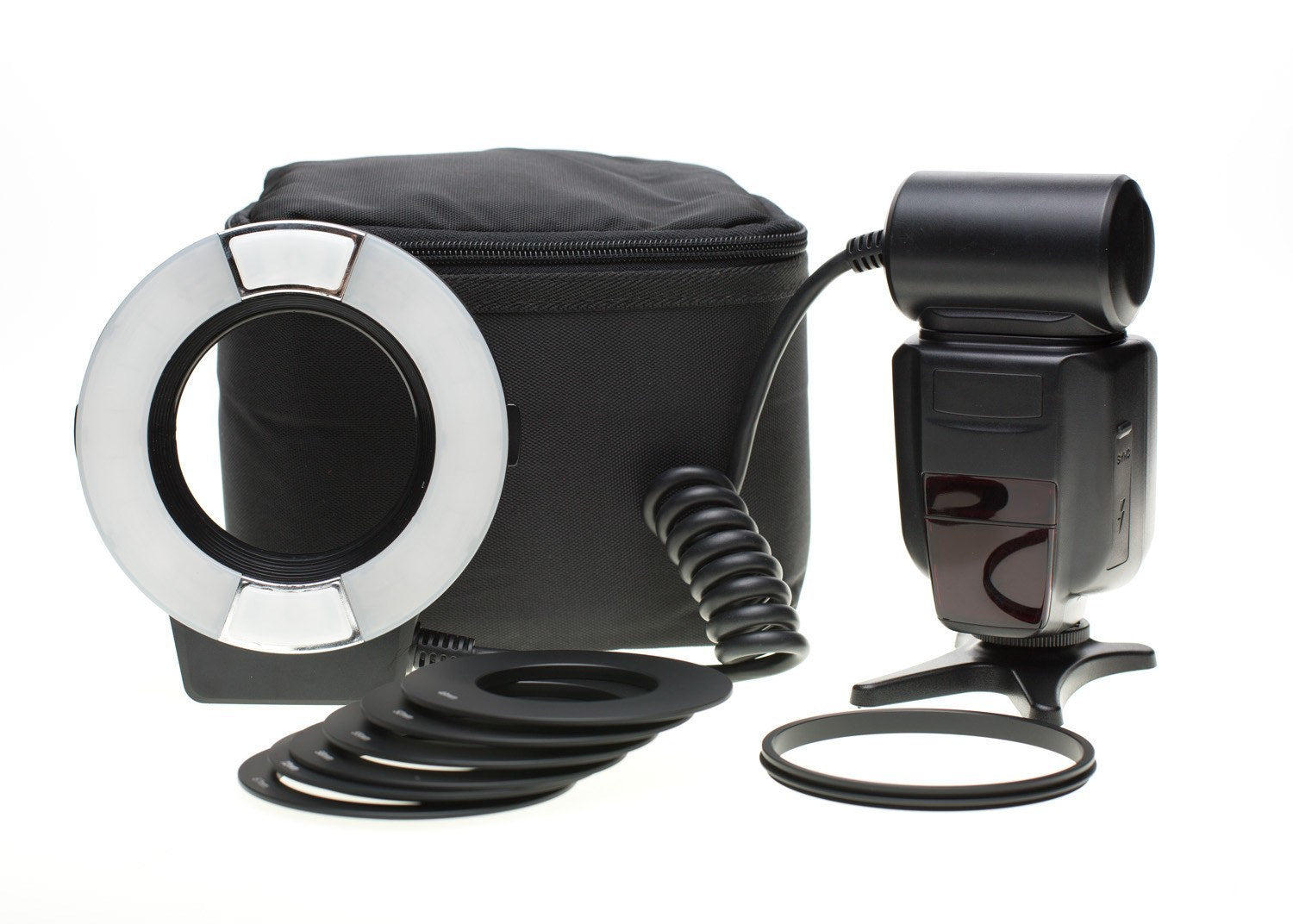 StudioPRO TTL Macro Ring Flash Light for Canon -  - 2