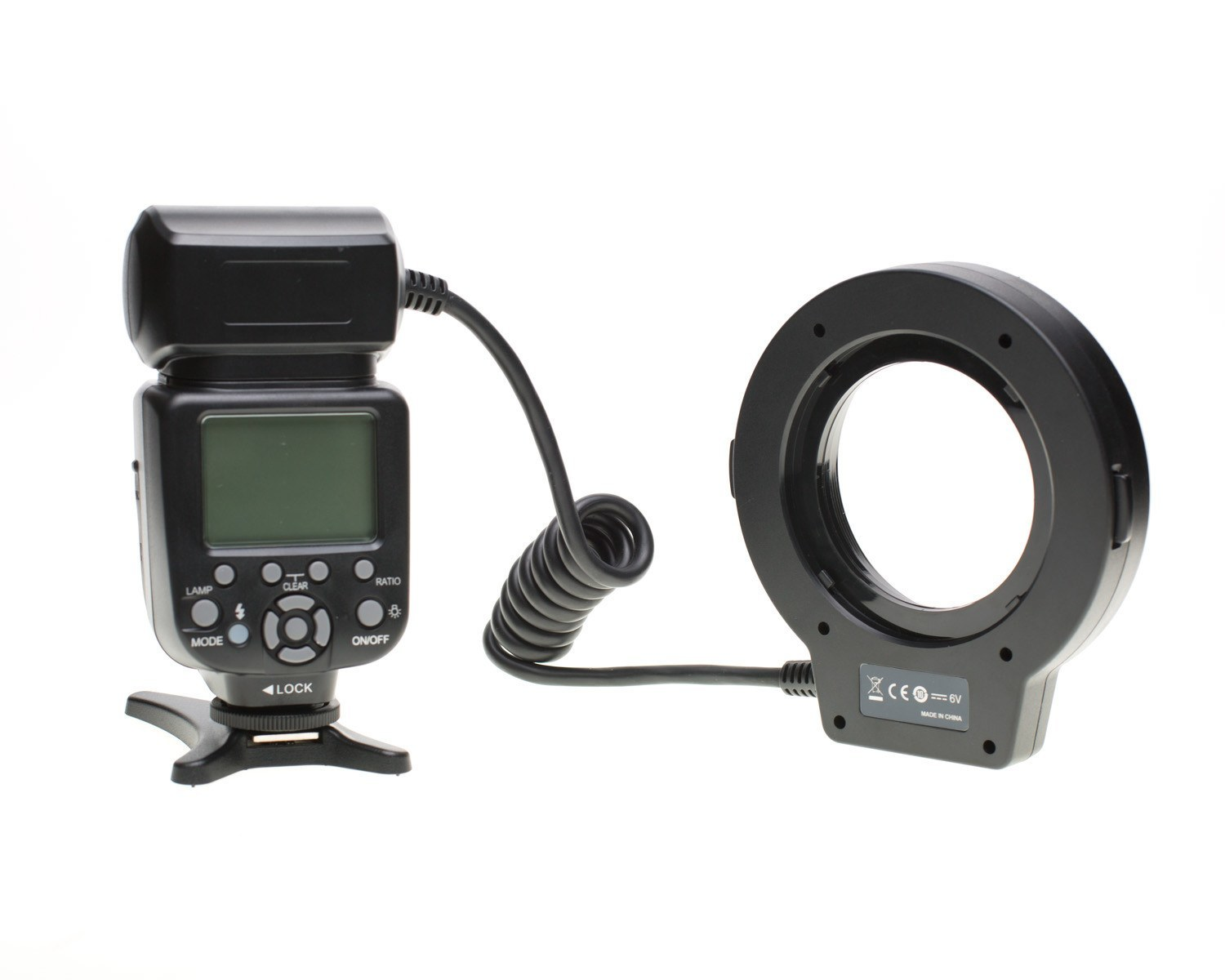 StudioPRO TTL Macro Ring Flash Light for Canon -  - 7