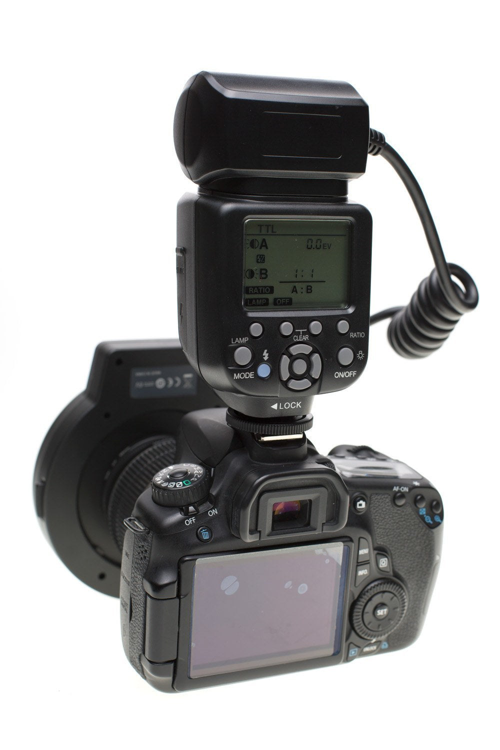 StudioPRO TTL Macro Ring Flash Light for Canon -  - 9