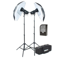 StudioPRO Two Monolight Kit with Take Down 33
