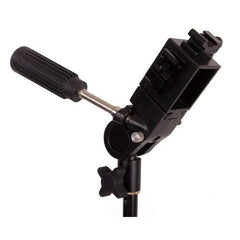 Triple Hot Shoe/Flash Bracket with Umbrella Socket -  - 10