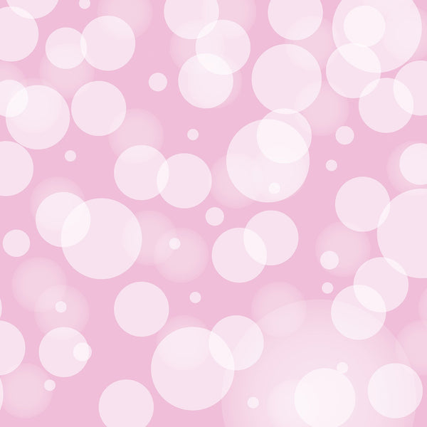 StudioPro Vinyl Bokeh Baby Pink Backdrop - (Choose Size)