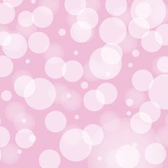 StudioPro Vinyl Bokeh Baby Pink Backdrop - (Choose Size) -  - 1