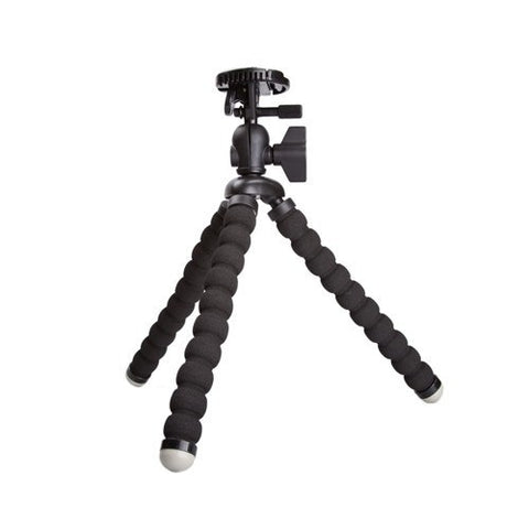 Black Flexible Mini Photo/Video Tripod